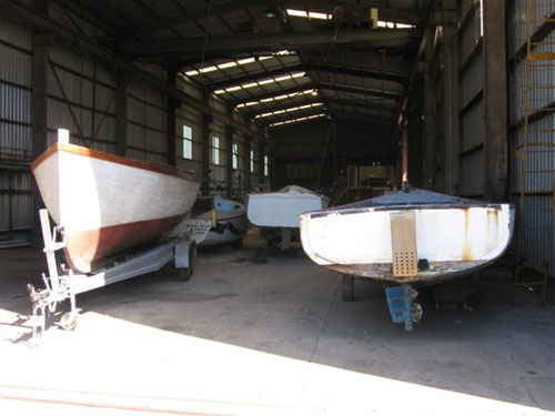 boats for restoration