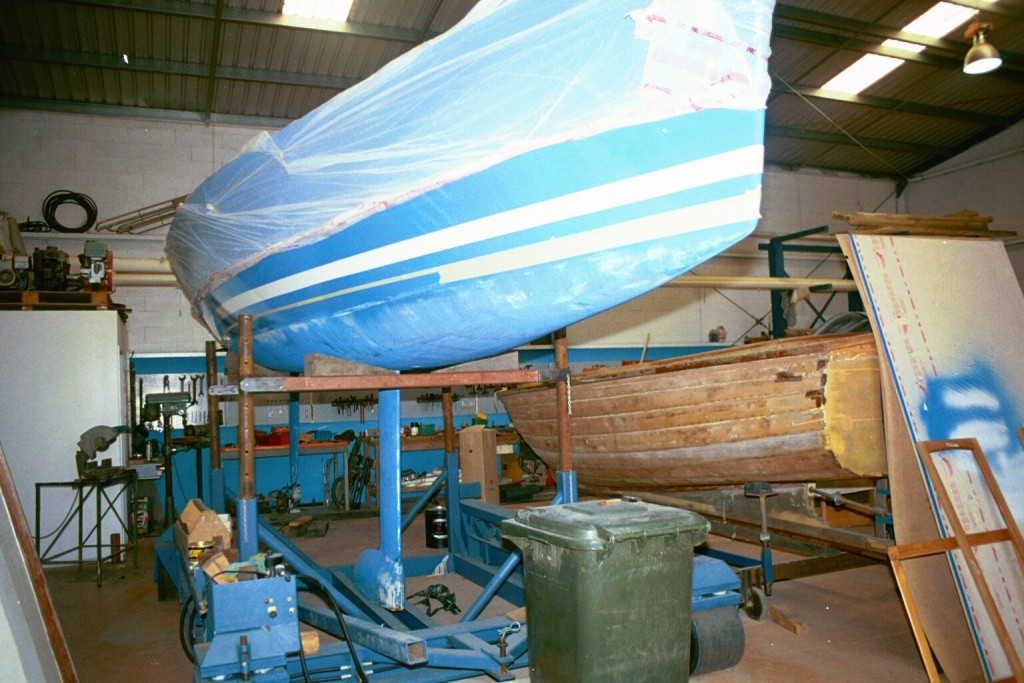 keel repair and antifouling 05