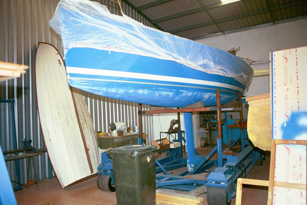 keel repair and antifouling 06